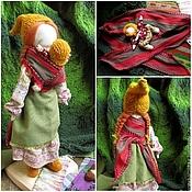 Куклы и игрушки ручной работы. Ярмарка Мастеров - ручная работа Народная кукла - Слингомамушка. Handmade.
