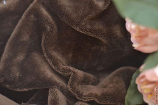 Куклы и игрушки ручной работы. Ярмарка Мастеров - ручная работа. Купить Акция ПЛЮШ-НОВ КОРИЧНЕВЫЙ (150х50 см; коротковорсный). Handmade.