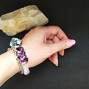 handmade. Livemaster - original item Bracelet