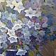 Картины цветов ручной работы. Натюрморт с черникой. Елена Кутахина. Ярмарка Мастеров. Картина для интерьера, подарок женщине, ягоды