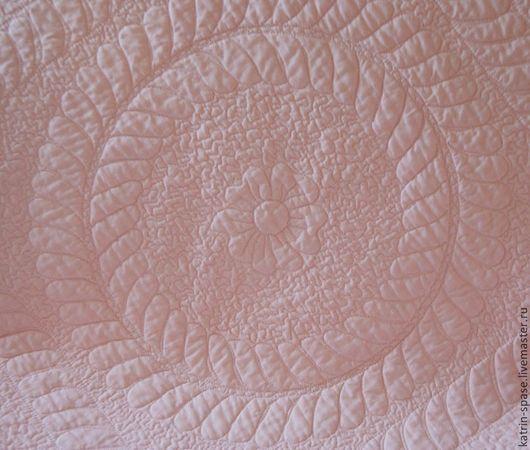 """Пледы и одеяла ручной работы. Ярмарка Мастеров - ручная работа. Купить Детское лоскутное одеяло """"BELLE FLEUR"""". Handmade."""