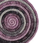Украшения ручной работы. Ярмарка Мастеров - ручная работа Украшение на шею Lasso Mistics вязаное колье шарф бусы. Handmade.