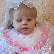 Куклы Reborn ручной работы. Ярмарка Мастеров - ручная работа Куколка  реборниз молда Луиза. Handmade.