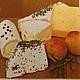 Сыры и персики -81 Декупажная радость