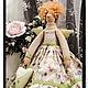 Куклы Тильды ручной работы. Ярмарка Мастеров - ручная работа. Купить Тильдочка-фея Рыженькая Бестия. Handmade. Тильда