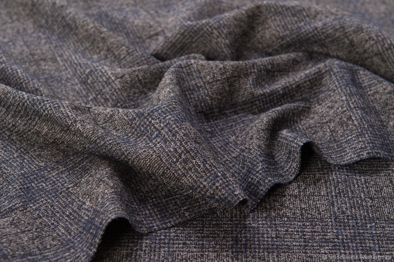 Шитье ручной работы. Ярмарка Мастеров - ручная работа. Купить Плательное-костюмный твид (LANIFICIO EGIDIO FERLA). Handmade. Одежда
