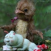 Куклы и игрушки ручной работы. Ярмарка Мастеров - ручная работа Немного о полосатых носочках..... Handmade.
