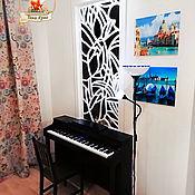handmade. Livemaster - original item Wooden decorative panel for interior. Handmade.