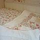 """Пледы и одеяла ручной работы. Комплект постельного белья """"Алиса"""". Мягкая мастерская 'Лоскуток'. Ярмарка Мастеров. Лоскутное одеяло, в детскую"""