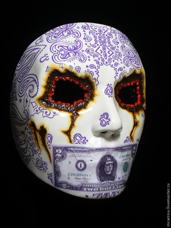 Hollywood undead маска своими руками фото 64