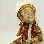 Куклы и игрушки ручной работы. Ярмарка Мастеров - ручная работа Гусёна. Handmade.