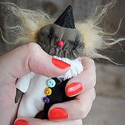 Куклы и игрушки ручной работы. Ярмарка Мастеров - ручная работа Clown Max.... Handmade.