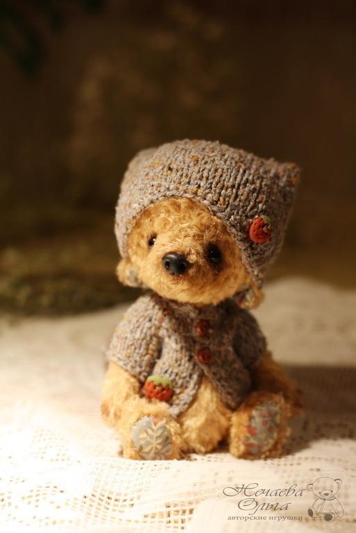 Мишки Тедди ручной работы. Ярмарка Мастеров - ручная работа. Купить Тася. Handmade. Коричневый, мишка-тедди, теддик