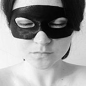 """Аксессуары ручной работы. Ярмарка Мастеров - ручная работа """"Зорро"""" маска, тема. Handmade."""