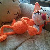 Куклы и игрушки ручной работы. Ярмарка Мастеров - ручная работа Кот весенний. Handmade.