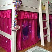 Для дома и интерьера ручной работы. Ярмарка Мастеров - ручная работа Комплект для детской кроватки. Handmade.