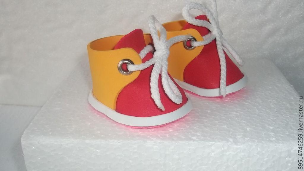 Мастер класс кроссовки для кукол