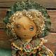 Ароматизированные куклы ручной работы. Ярмарка Мастеров - ручная работа. Купить Счастья тоненькие нити...(по мотивам). Handmade. нити