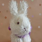 Куклы и игрушки ручной работы. Ярмарка Мастеров - ручная работа Белый кролик.. Handmade.
