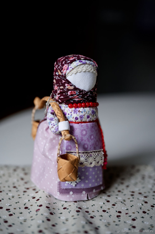 Народная кукла Берегиня Дарина, Народная кукла, Обухово,  Фото №1