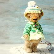 Куклы и игрушки ручной работы. Ярмарка Мастеров - ручная работа Мишка тедди, 20см. Handmade.