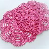 Для дома и интерьера handmade. Livemaster - original item Set knitted interior wipes
