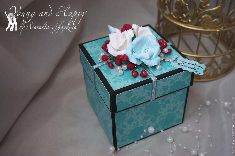 Коробка с деньгами и поздравлением на свадьбы фото 742