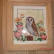 Картины и панно ручной работы. Ярмарка Мастеров - ручная работа Сипуха. Handmade.