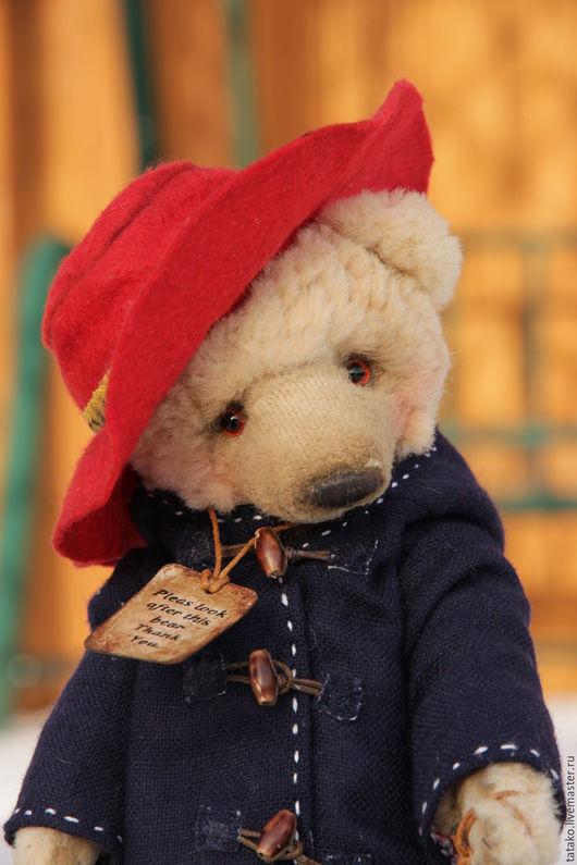 Мишки Тедди ручной работы. Ярмарка Мастеров - ручная работа. Купить медвежонок тедди. Handmade. Мишка в пальто