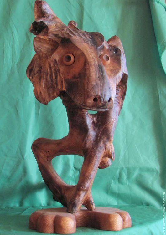 Статуэтки ручной работы. Ярмарка Мастеров - ручная работа. Купить статуэтка, лев, царь зверей.. Handmade. Статуэтка, подарок, кантри