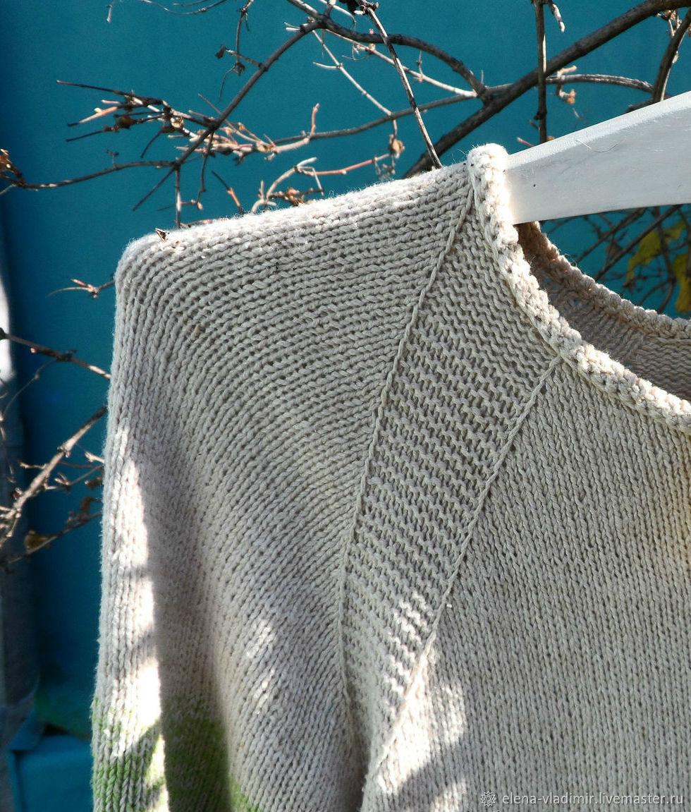 Пуловер из хлопка, Пуловеры, Воронеж,  Фото №1
