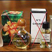 Винтаж handmade. Livemaster - original item Collectible, vintage, miniature perfume luxury brands, France. Handmade.