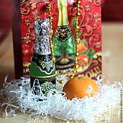 """Косметика ручной работы. Ярмарка Мастеров - ручная работа Набор мыла """"С Новым годом!"""". Handmade."""