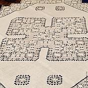Русский стиль ручной работы. Ярмарка Мастеров - ручная работа Столешница ручной вышивки. Handmade.