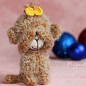 Куклы и игрушки ручной работы. Ярмарка Мастеров - ручная работа Маленькая миленькая обезьянка  (игрушка символ 2016 года). Handmade.
