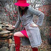 """Одежда ручной работы. Ярмарка Мастеров - ручная работа Пальто """"Шик"""". Handmade."""