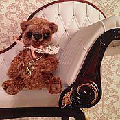 Куклы и игрушки ручной работы. Ярмарка Мастеров - ручная работа Мишка на диване. Handmade.