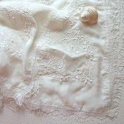 """Платки ручной работы. Ярмарка Мастеров - ручная работа Платок """"Нежность"""". Handmade."""