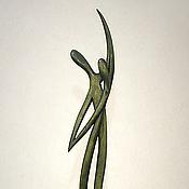 """Для дома и интерьера ручной работы. Ярмарка Мастеров - ручная работа """"Вальс"""" скульптура из дерева. Handmade."""