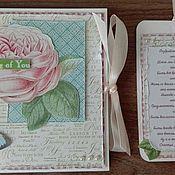 Сувениры и подарки ручной работы. Ярмарка Мастеров - ручная работа Конверт для диска. Handmade.