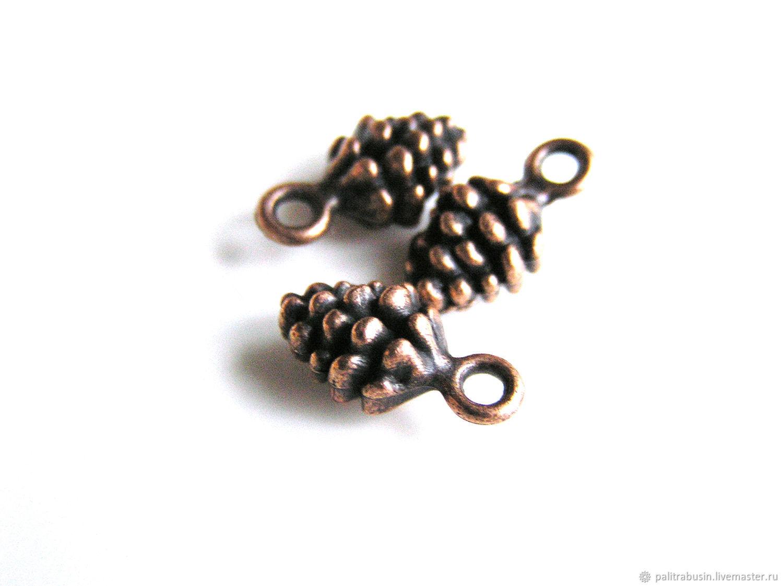 Copper cone pendant for creativity, Accessories4, Tyumen, Фото №1
