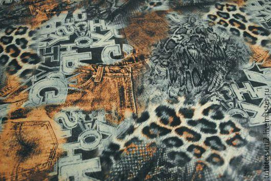 Шитье ручной работы. Ярмарка Мастеров - ручная работа. Купить Плащевая ткань 10-002-0131. Handmade. Разноцветный