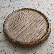 handmade. Livemaster - original item Wooden plate. Handmade.