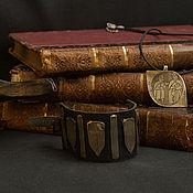 Украшения handmade. Livemaster - original item Bracelet Knights Of The Round Table. Handmade.