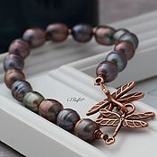 Украшения handmade. Livemaster - original item Bracelet of pearls