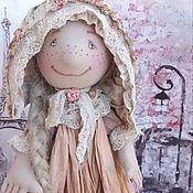 Куклы и игрушки handmade. Livemaster - original item Little Greta. Handmade.