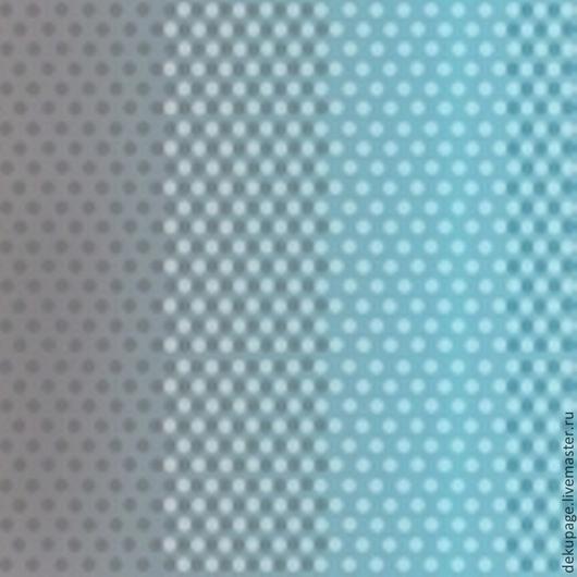 Декупаж и роспись ручной работы. Ярмарка Мастеров - ручная работа. Купить Салфетка Серо-голубой фон. Handmade. Салфетка, Декупаж