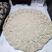 Для дома и интерьера ручной работы. Ярмарка Мастеров - ручная работа ковер. Handmade.