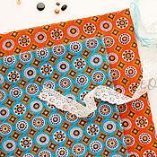 Материалы для творчества ручной работы. Ярмарка Мастеров - ручная работа (№8)Ткань бязь хлопок 100% для тильды, шитья и пэчворка. Handmade.