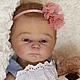 Куклы-младенцы и reborn ручной работы. Ярмарка Мастеров - ручная работа. Купить Елизавета. Handmade. Голубой, Наталия Сомова